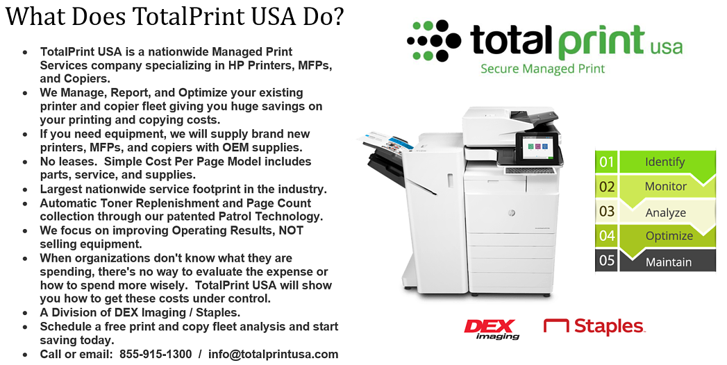 What does TotalPrint do-1